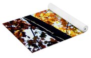 Bathed In Sunlight Yoga Mat