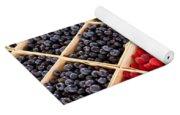 Berries Yoga Mat