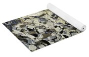 Black And White Abstract IIi Yoga Mat