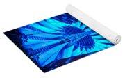 Blue Berlin Yoga Mat