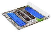 Blue In Provence France Yoga Mat