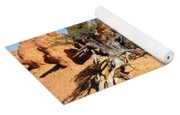 Bryce Canyon Forest Yoga Mat