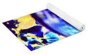 Bubble Abstract 001 Yoga Mat