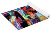 Cadillac Ranch 2  Yoga Mat