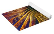 Carnival Abstract Lights Yoga Mat