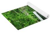 Catalpa Plantation Bridge Yoga Mat
