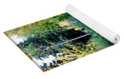 Chena River View Yoga Mat