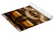 Church At Night Yoga Mat