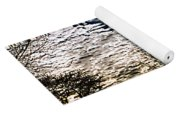 Cloud Blanket Sunset Yoga Mat