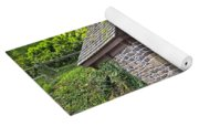 Colonial Stone Ice House Yoga Mat