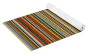 Comfortable Stripes Vlll Yoga Mat