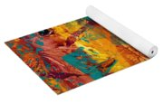 Courageous Journey II Yoga Mat