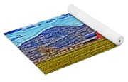 Cows Pasture Barns Superspecialeffect Yoga Mat