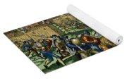 De Bry: Chicora, 1590 Yoga Mat