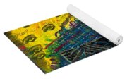 Eyes In The Sky Yoga Mat