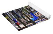 Fairhope Yacht Club Sailboat Masts Yoga Mat
