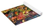 Fall Palette Yoga Mat