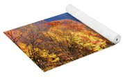 Fall Road 2 Yoga Mat
