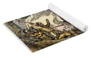 Fallen Timbers Battle Yoga Mat