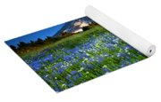Fields Of Paradise Yoga Mat