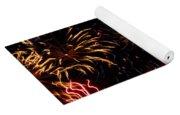 Fireworks At Oshkosh Airventure 2012. 01 Yoga Mat