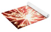 Fireworks In Texas 2 Yoga Mat