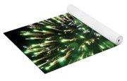 Fireworks Number 4 Yoga Mat