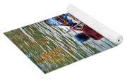 Floating Market Yoga Mat