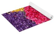 Flower Carpet Yoga Mat