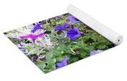 Flower Patch Yoga Mat