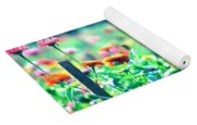Flowers Everywhere Yoga Mat