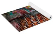Food - Candy - Chocolate Covered Everything Yoga Mat
