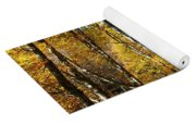 Forest Fall Colors 4 Yoga Mat