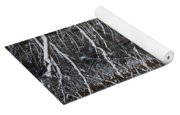 Forest Of Marburg In Winter Yoga Mat