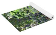 Forest Trees Yoga Mat
