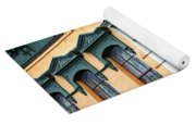 French Quarter Balconies Yoga Mat