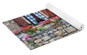 French Stone House Yoga Mat