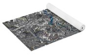 Frosted Oxygen Yoga Mat