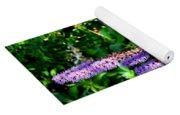 Garden Flowers 1 Yoga Mat