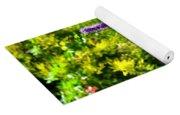 Garden Flowers 3 Yoga Mat