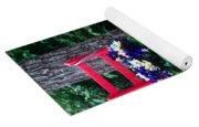 Garden Stil Llife 1 Yoga Mat