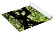 Heart Of The Forest Yoga Mat
