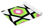 Hexagon Yoga Mat