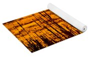 Horicon Cattail Marsh Wisconsin Yoga Mat