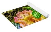 In The Garden Of Dreams Yoga Mat