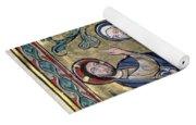 Jesus: Resurrection Yoga Mat