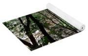 Jewell Of The Forest Yoga Mat