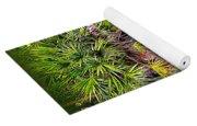 Jungle Palm Yoga Mat