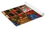 Koziar's Christmas Village Yoga Mat