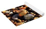 Lake Superior Stones Yoga Mat